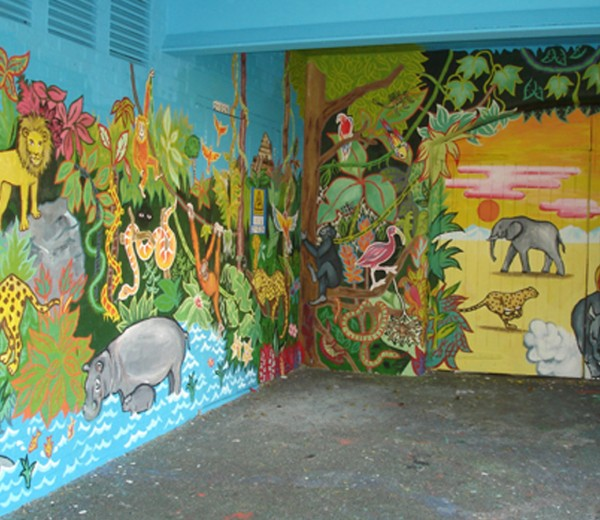The Jungle Shed